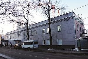 Офисное здание с видеонаблюдением LTV